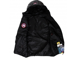 GEOGRAPHICAL NORWAY STEPP VEST BERGAME BLACK